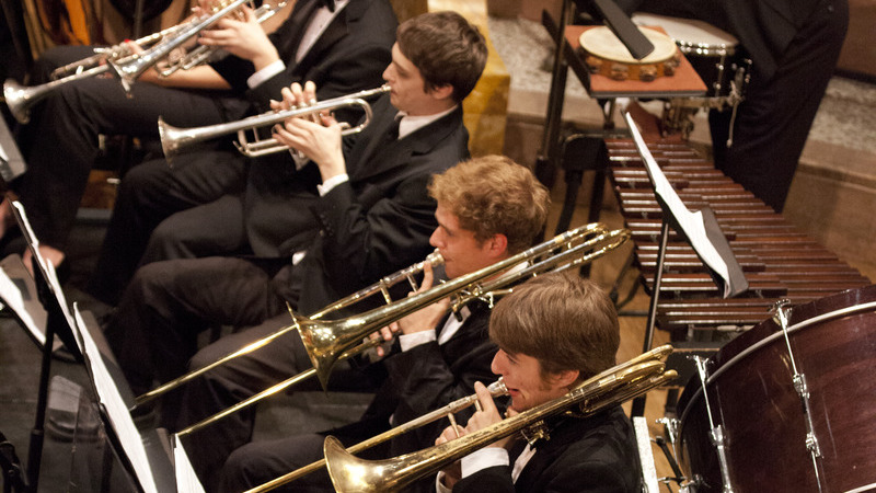 PUO Brass- Nicolas Crowell, Peyton Cline, Miles Yucht