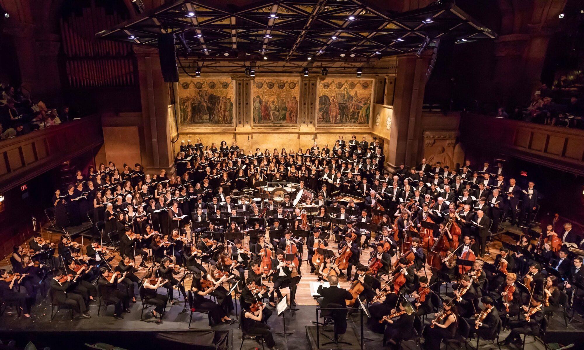 The Princeton University Orchestra